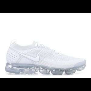 Nike Vapormax Flyknit 2 White Men's